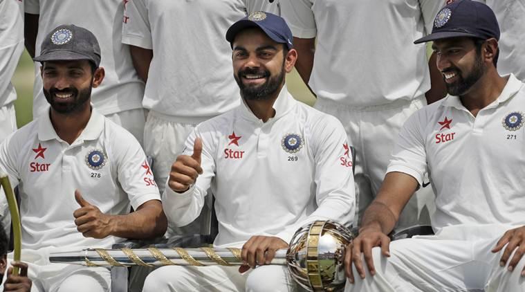भारत ने 8 विकेट से जीता धर्मशाला टेस्ट