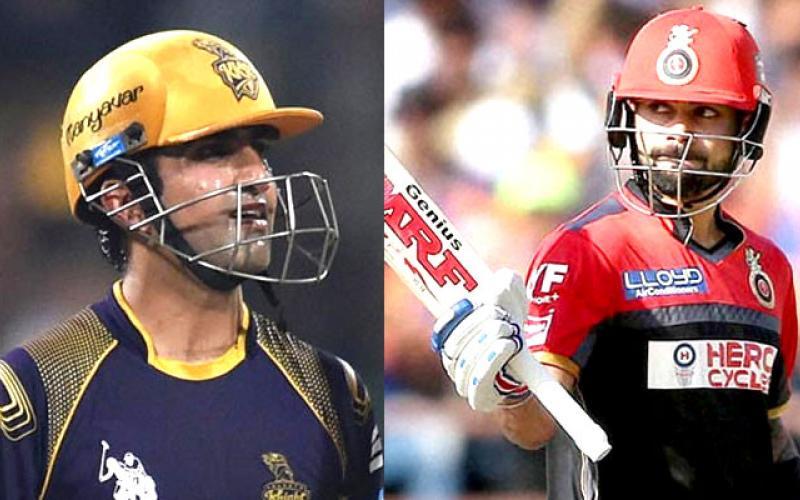 KKR की बड़ी जीत, RCB को IPL इतिहास का सबसे कम स्कोर