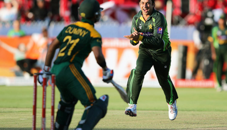 Saeed Ajmal said Bye Bye To All Format Of The Game