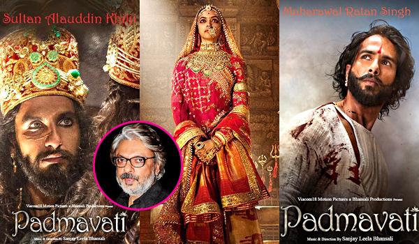 फिल्म पद्मावती को लेकर बवाल जारी, मध्यप्रदेश में नहीं होने देंगे फिल्म रिलीज-शिवराज सिंह चौहन