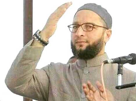 गुजरात चुनावः पटेल आरक्षण पर बोले ओवैसी, पटेलों को आरक्षण तो मुस्लिमों को क्यों नहीं ?