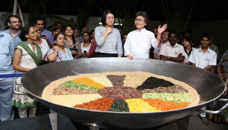 From S(e)oul to the land of sambar