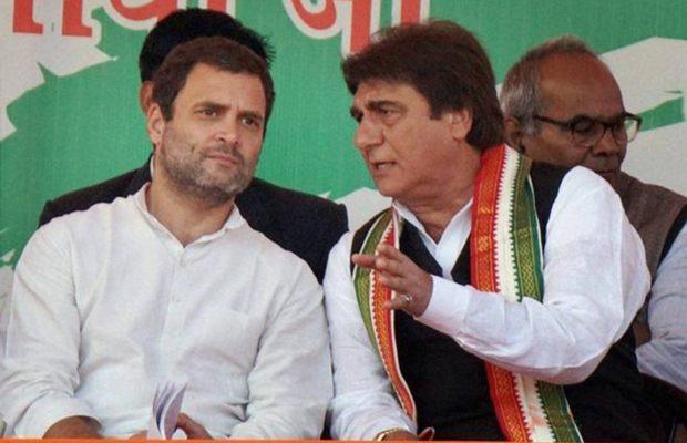 राजबब्बर का UP कांग्रेस अध्यक्ष पद से इस्तीफा, जानिए इस्तीफे के बाद क्या बोले राजब्बर?
