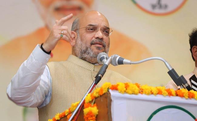 हिन्दू वोटरों की नाराजगी से डरे अमित शाह, कहा- लिंगायत को अलग धर्म का दर्जा नहीं देगी केंद्र सरकार