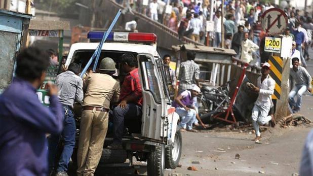 राजस्थान के करौली में भारी हिंसा, भीड़ ने फूंके बहुजन MLA और पूर्व MLA के घर