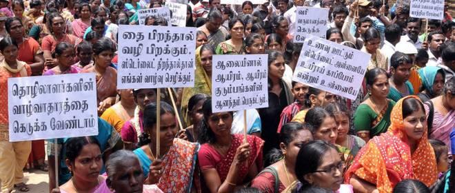 Image result for sterlite tamilnadu