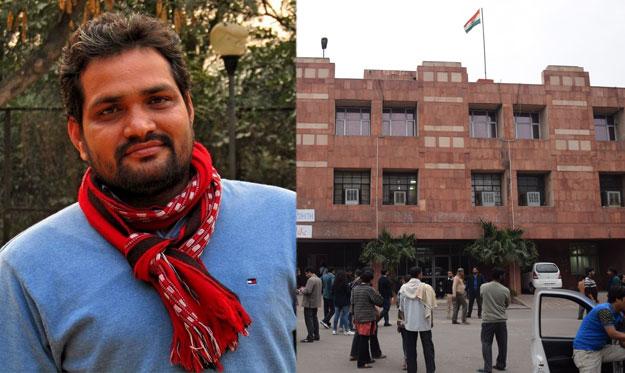 JNU में पीएचडी स्कॉलर दिलीप यादव ने लिखा VC को खुला पत्र, बताई शोषण की कहानी