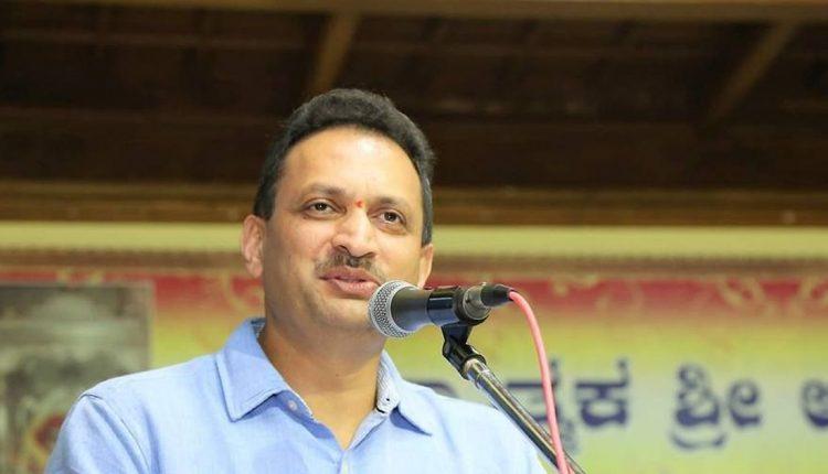 """BJP मंत्री का विवादित बयान, """"हिंदू लड़कियों को छूने पर काट दिए जाएंगे हाथ"""""""
