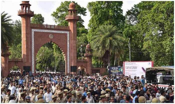 Testimony of AMU controversy by Sharjeel Usmani