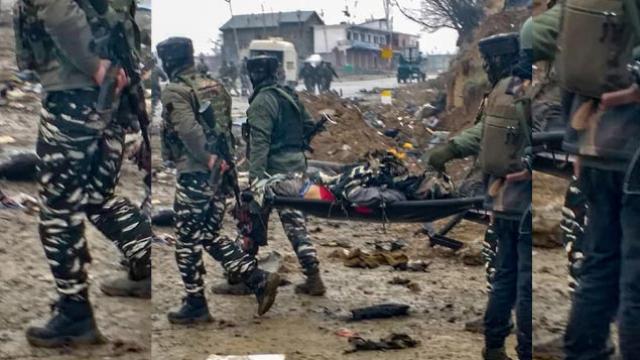 पुलवामा- कश्मीर में राष्ट्रपति शासन लागू तो फिर इंटेलीलेंस ब्यूरो इस कदर बेखबर कैसे??