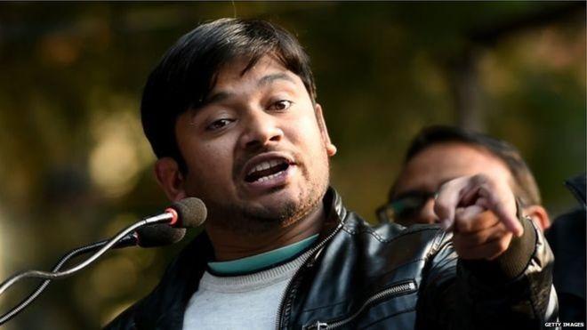 वह एक विदूषक का प्रतिअक्स भर है, हाँ कन्हैया कुमार…