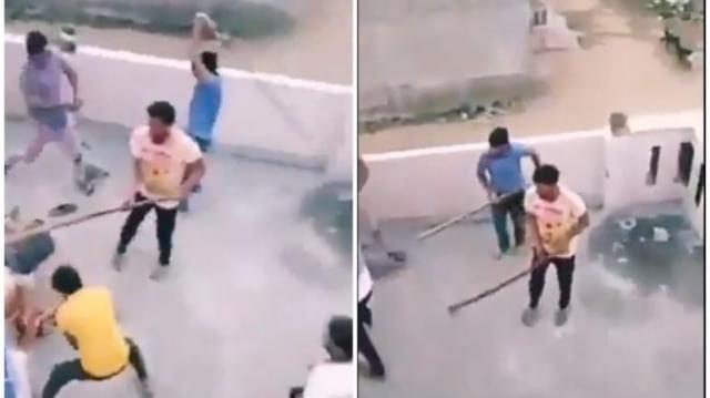 """गुरुग्राम: होली के दिन मुस्लिम परिवार पर किया हमला, कहा """"पाकिस्तान जाओ"""""""