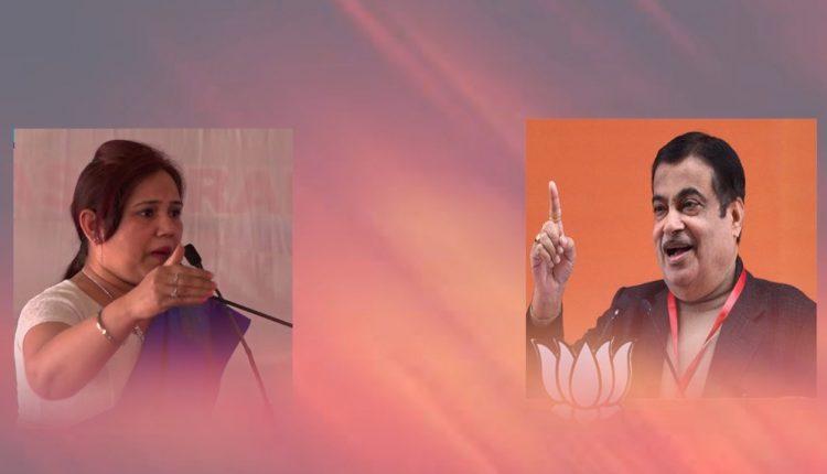नितिन गडकरी के खिलाफ चुनाव लड़ेंगी डॉ. मनीषा बांगर