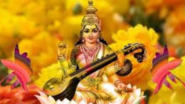 सरस्वती को आराध्य देवी न मानने के चलते बहुजन प्राचार्य को जेल, क्या है, सरस्वती का सच ?