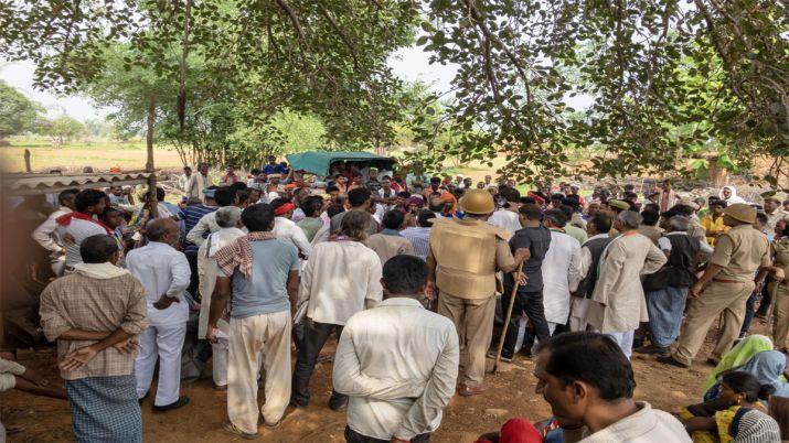 बिहार में 50 साल पहले घट चुकी है सोनभद्र जैसी घटना।