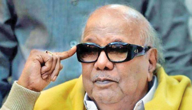 तेज तर्रार अद्भूत वक्ता, कवि, लेखक, ब्राह्मणवाद विरोधी आन्दोलनकारी और प्रखर राजनेता: मुथुवेल करुणानिधि को सलाम