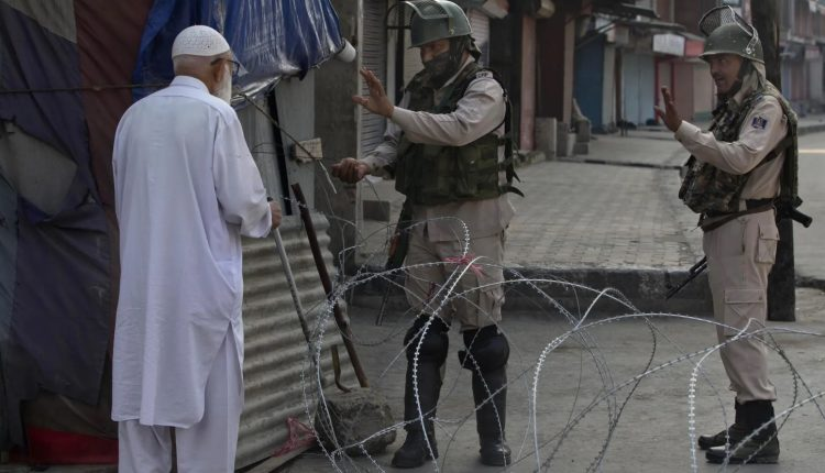 The Kashmir Siege by BJP Government, Here is What Happened