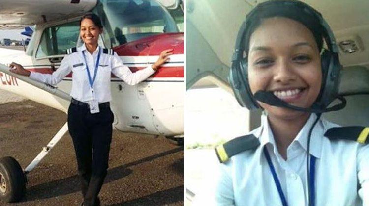 अनुप्रिया लाकड़ा पहली आदिवासी महिला जो बनी कमर्शियल पायलट