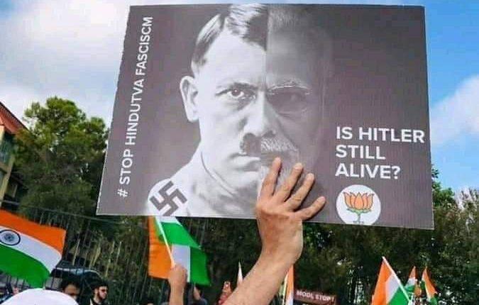 Adios Modi; How Savarna's Ignorance Led to Rise of Hindu Fascism in USA