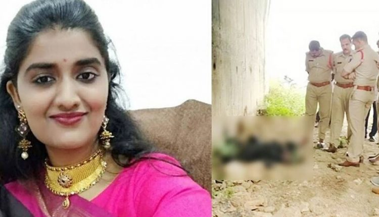 तेलगांना में महिला डॉक्टर  का रेप कर शव जलाया