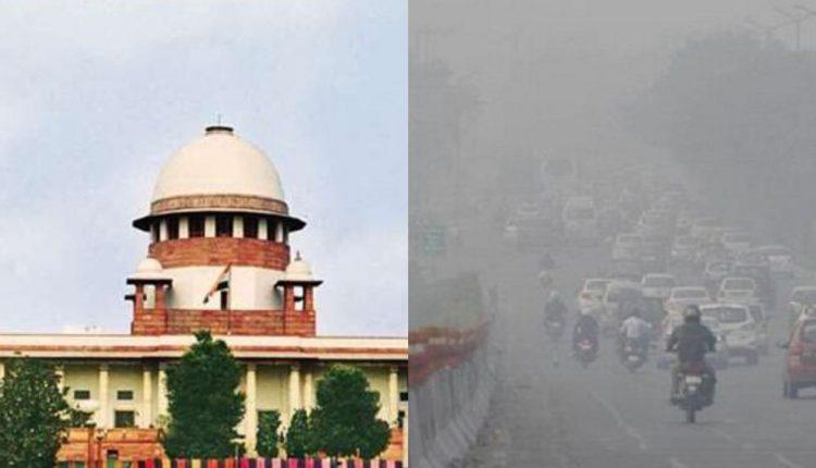 दिल्ली के प्रदूषण पर सुप्रीम कोर्ट ने कहा वह आपातकालीन इस आपातकालीन से अच्छी थी