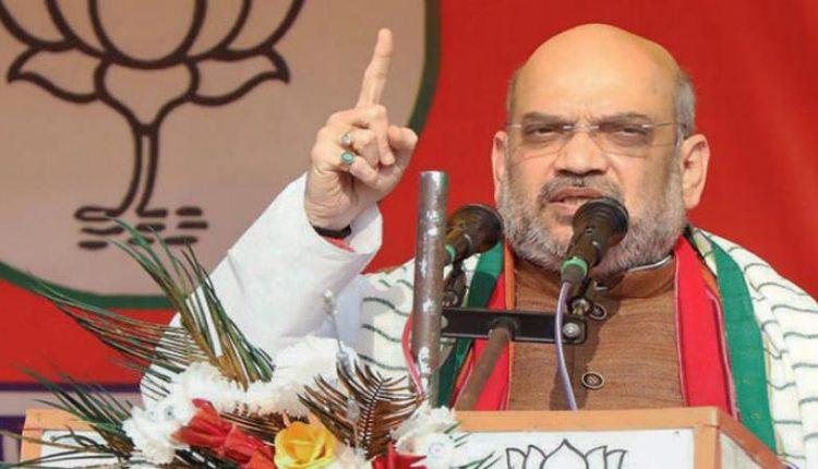 झारखंड चुनाव सभा में कम भीड़ देख भड़के अमित शाह !