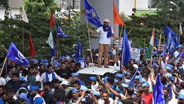 भीम आर्मी चीफ चंद्रशेखर का अपनी पार्टी बनाने का एलान, दिल्ली चुनाव लड़ेंगे