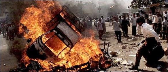 सैकड़ों लोगों को मरने के लिए छोड़ दिया था पुलिस ने: नानावती आयोग
