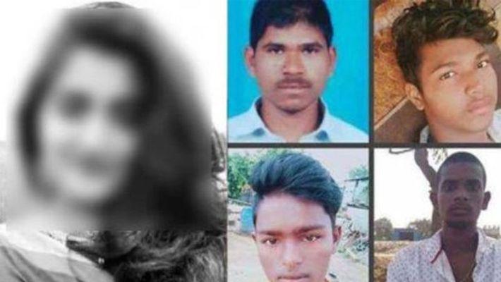 आरोपियों के परिजनों ने कहा, प्रियंका रेड्डी को जैसे मारा है हमारे बेटों को वैसे ही सजा दो