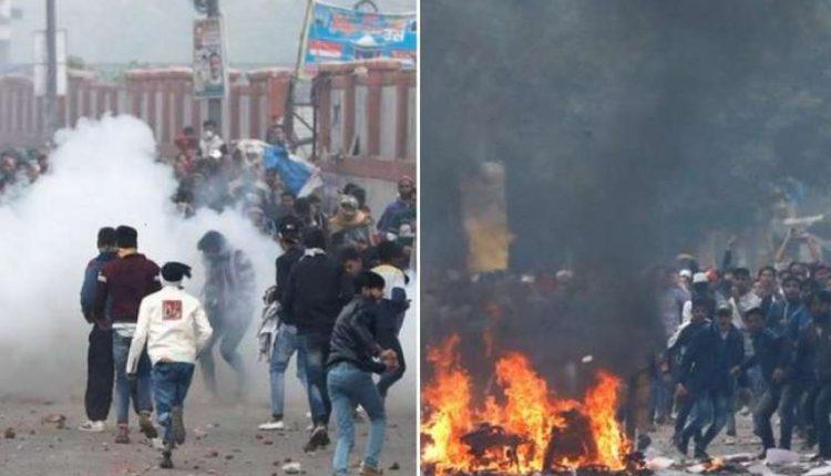 CAA के खिलाफ जाफराबाद में प्रदर्शन के दौरान हुई हिंसा, चौकसी बढ़ी