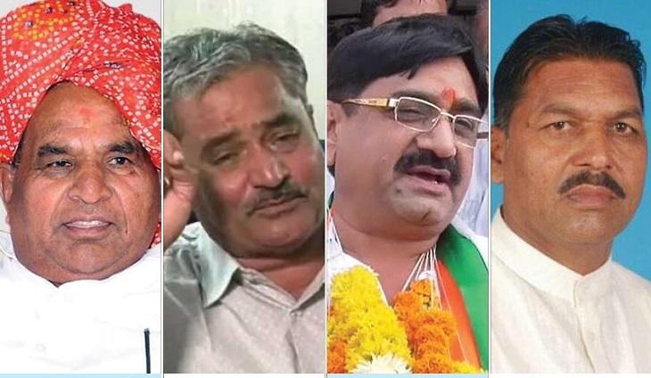 MP के बाद गुजरात में टूट,  4 कांग्रेसी विधायकों ने दिया इस्तीफा