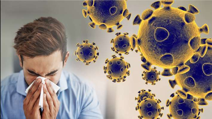 कोरोना वायरस का बरपा कहर, नोएडा में एक शख्स मिला पॉजिटिव