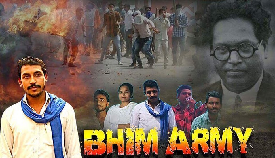 Our fight is for justice, and we will win it said, Bhim Army